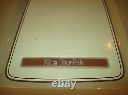 1979 Harley Davidson OEM King Tour Pak pack Panhead Shovelhead EVO