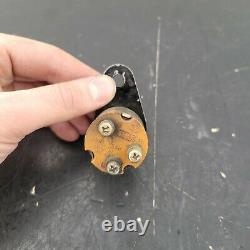 1982 Harley Davidson FXS FXR Shovelhead Evo OEM Key Switch Ignition with Key