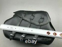 1996-2003 OEM Harley-Davidson Sportster XL 883 1200 Leder Satteltaschen