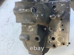 Bigtwin Harley-davidson Shovel Shovelhead Evo Evolution Black Engine Motor Case
