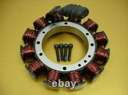 Charging System Rotor Stator Regulator 32 Amp Harley Big Twin Shovelhead Evo