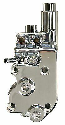 Complete Forged Chrome Oil Pump OE 26190-73 Harley Big Twin Shovelhead Evo 73-71