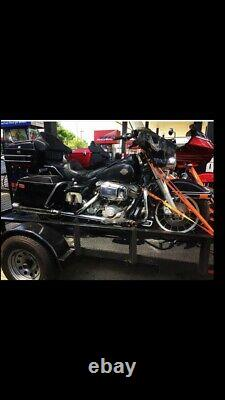 Harley 1983 Shovelhead Evo Tapered Shaft 5 Speed Transmission Flt Tour Glide Fxr
