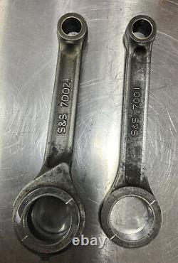 Harley Davidson S & S Evo/shovelhead Engine Connection Rods #7001 & #7002 N93