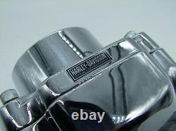 Harley Davidson Tacho Lenker Halter Bracket Sportster Custom 55843-04 / 55844-04