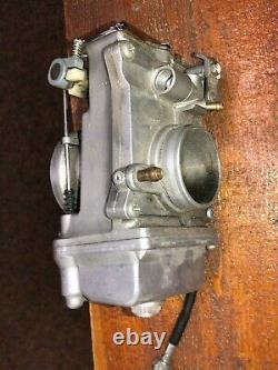 Harley Mikuni 42mm Carburetor Shovelhead Panhead Evo Chopper Bobber # 8376