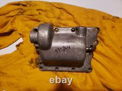 Harley Transmission Shifter Cover Panhead, Shovelhead, Evo
