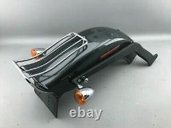 Heckfender Schutzblech Kotflügel Harley Davidson Softail Dyna Touring