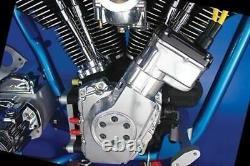 Joe Hunt H-4 Automatic Advance Magneto Billet Sidecover Harley Shovelhead EVO FX