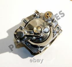 New! Ultima R1 Carb 2-1/16 Bore Polish Harley Evo Shovelhead Carburetor G Style