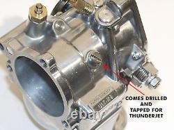 New! Ultima R2 Carb 1-7/8 Bore Polish Harley Evo Shovelhead Carburetor E Style