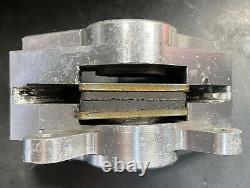 Performance machine harley davidson rear caliper shovelhead evo fxr vintage