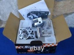 Revtech Polished Oil Pump For Harley Shovelhead Evo Motor 1973-91