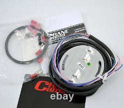 S&S Crane Cams HI-4N HI4N Single Fire Ignition Module Harley Evo Shovelhead XL