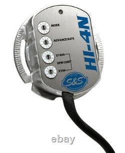 S&S Cycle HI-4N Ignition Module for Harley Shovelhead & Evo Engines 550-0501