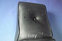 Seat 2 Up Drag Specialties 25 Harley Evo Shovelhead Deuce Black Excellent OH