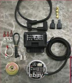 Ultima Electronic Ignition Kit Harley Softail Touring Dyna Fxr Evo Shovelhead