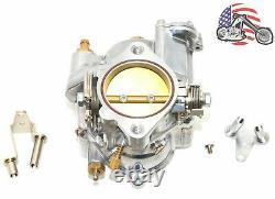Ultima R1 Performance Carburetor Carb Harley Evo Shovelhead Replaces S&S Super G