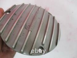 Vintage Harley shovelhead evo derby 3 hole cover finned ribbed 80 Cubic Inch